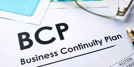Business Continuity Planning Because Hope is Not a Strategy tickets