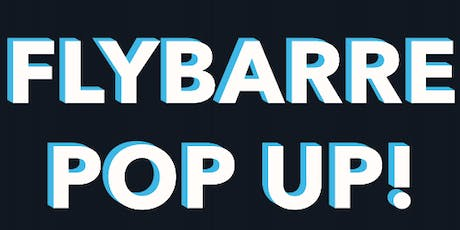FlyBarre Pop Up + Mimosas tickets