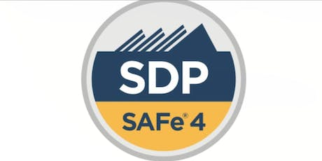 SAFe® 4.6 DevOps Practitioner with SDP Certification Charlotte,NC (Weekend) - Scaled Agile Training tickets
