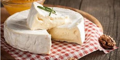 LEARN TO MAKE BRIE - A Bloomy rind Cheese tickets