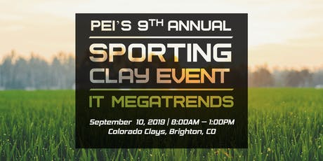 Technology Megatrends Panel: PEI's 9th Annual Sporting Clay Event tickets