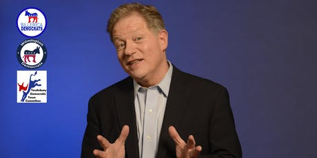 Billerica, Tewksbury, Wilmington Dem Committees Present Jimmy Tingle tickets