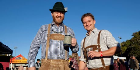 Oktoberfest in the Park tickets