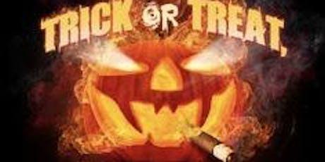 Smokiest Halloween with Jonathan Drew tickets