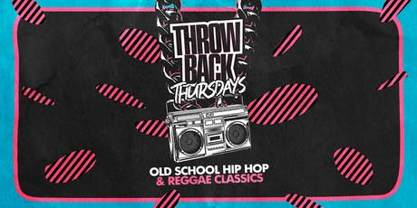 Throwback Thursdays at Barter tickets