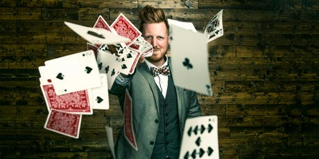 As Seen on FOOL US!   John Michael Hinton @ J&B Magic Theater tickets
