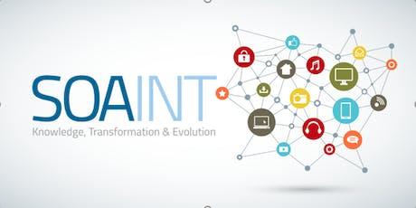 Foro Internacional Transformación digital 4.0 entradas
