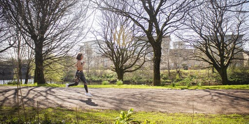 Fun Run in Mugdock Park