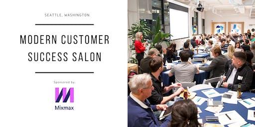 Modern Customer Success Salon - Seattle - Repeatable Renewals & Upsells