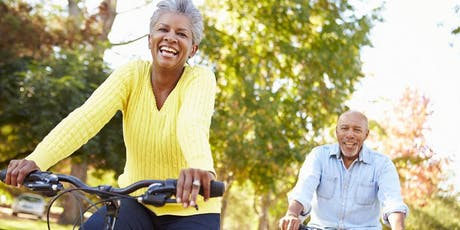 Adults 55+ Learn to Ride Class tickets