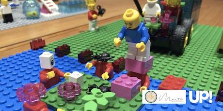 De la Gestion de los RRHH a la Gestión del Talento con Lego Serious Play tickets