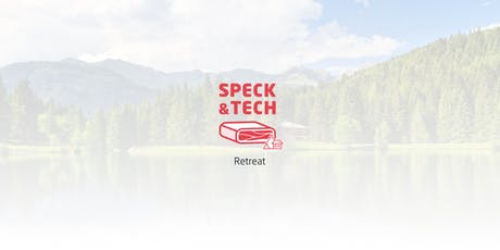 Speck&Tech Retreat v2 biglietti