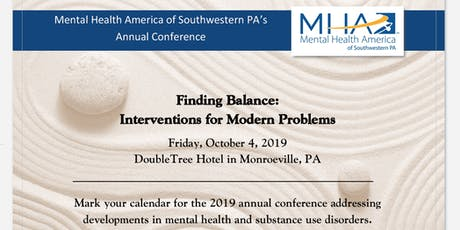 Finding Balance: Interventions for Modern Problems tickets