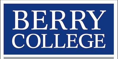 Berry College Representative Visit