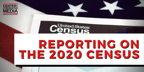 Census workshop for New Jersey media tickets