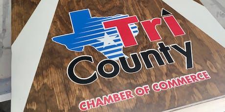 Texas Tri-County Chamber Corn Hole Tournament tickets