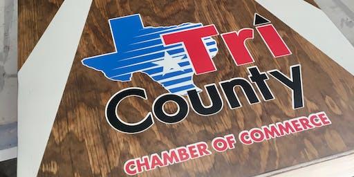 Texas Tri-County Chamber Corn Hole Tournament