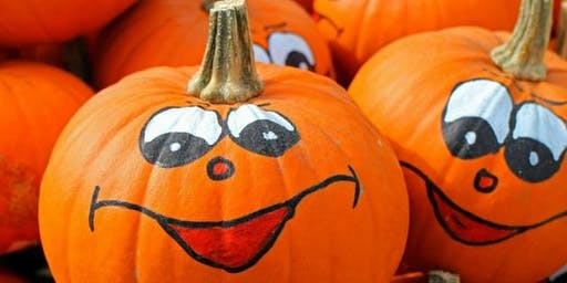 Annual Pumpkin Painting Event