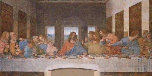 """Private Visit to Leonardo Da Vinci's """"Last Supper"""""""
