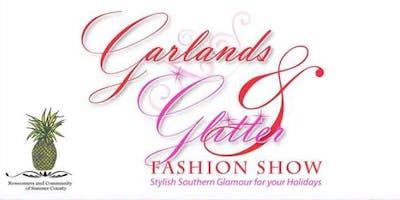 Garlands & Glitter Fashion Show by Dillard's 2019