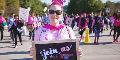 Survivor VIP Experience at Making Strides of Jacksonville