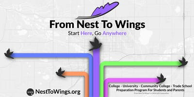 Soaring Into Your Future - From Nest To Wings