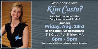 Kim Casto Fundraiser