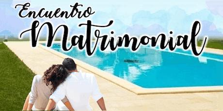 Encuentro Matrimonial tickets