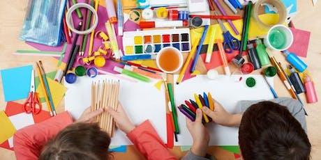 After School Kid's Art Class tickets