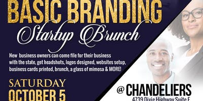 Basic Branding Startup Brunch: REVAMPED