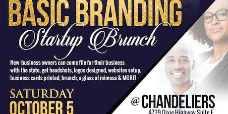 Basic Branding Startup Brunch: REVAMPED tickets