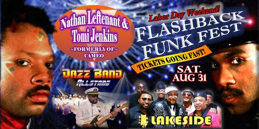 FLASHBACK FUNK FEST KNOXVILLE