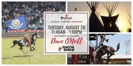 August Chamber Luncheon ft. Dave O'Neill tickets