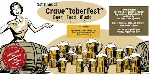 "Crave""toberfest"""
