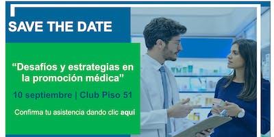 """""""Desafíos y estrategias en la promoción médica"""""""