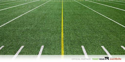 Dawson vs North 8th Grade Football