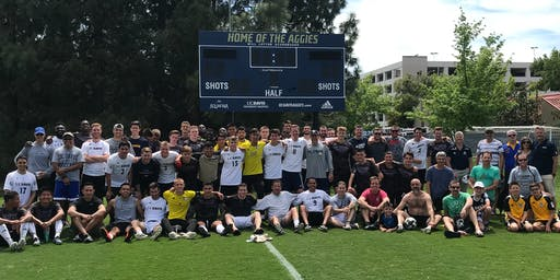 UC Davis Men's Soccer Alumni Event (Fall 2019)