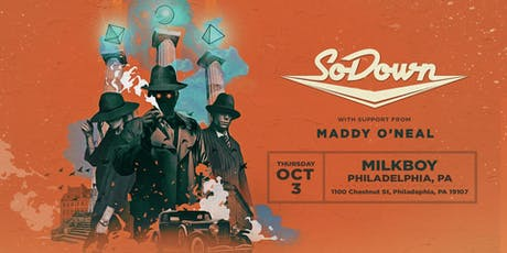 SoDown - The Trilogy Tour tickets