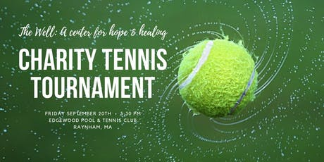 The Well Charity Tennis Tournament tickets