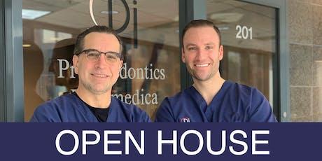Pi Dental Center Open House tickets
