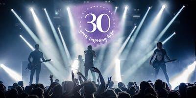 "Rivers of Hope  30th Anniversary ""Rock Star"" Gala"