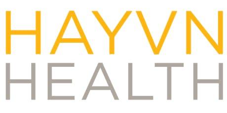 HAYVN HEALTH Series - Rock Solid Fitness Class with Darien YMCA