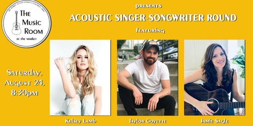 Acoustic Singer-Songwriter Round