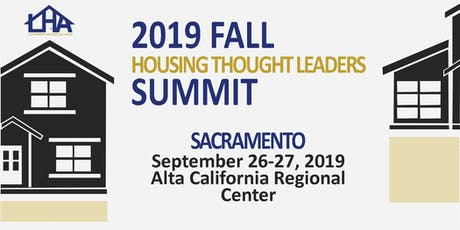 LHA Fall Housing Thought Leaders Summit tickets