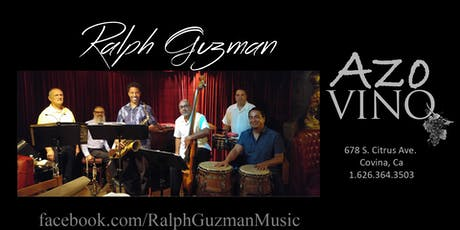 Ralph Guzman - Latin Jazz tickets