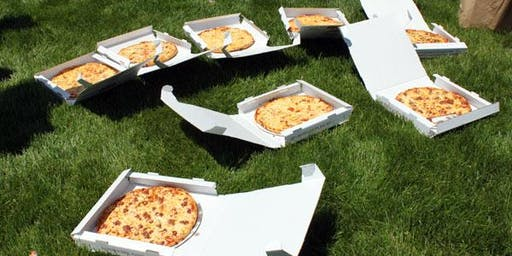 Occupational Therapists Social Event -Pizza in the Park(RCOT members only)