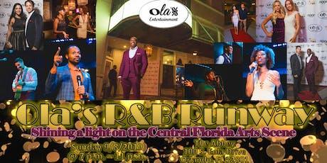 Ola's R&B Runway tickets