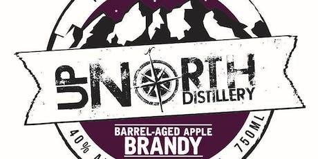 History of American Brandy. Flight of 4. Barrel Tasting. tickets