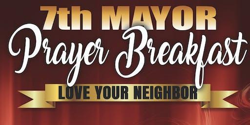 7th Annual Mayor Prayer Breakfast