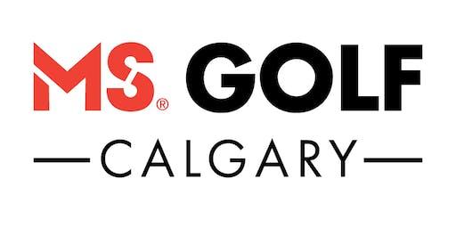 2019 MS Golf Calgary Tournament